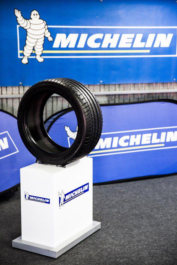 Michelin Pilot Sport 4 - PUNTA TACÓN TV