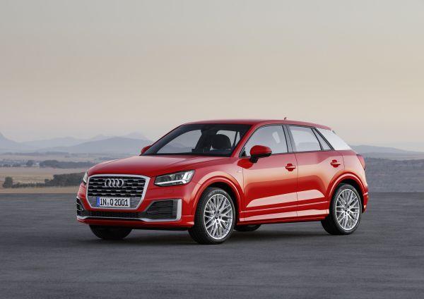 Nuevo Audi Q2 - PUNTA TACÓN TV