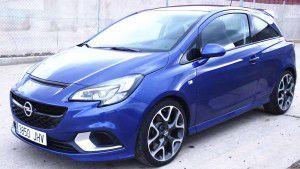 Opel Corsa OPC - PUNTA TACON TV