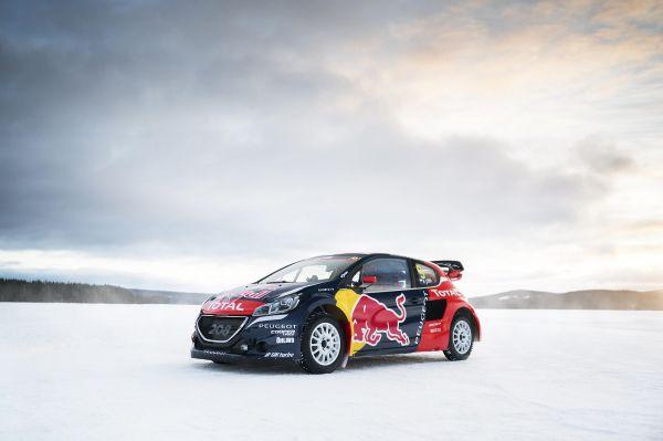 Peugeot 208 RX - PUNTA TACÓN TV