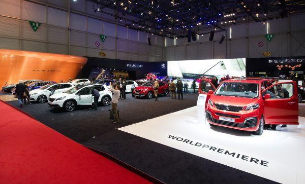 Peugeot en el Salón de Ginebra - PUNTA TACÓN TV