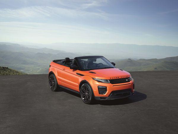 Range Rover Evoque Convertible - PUNTA TACÓN TV