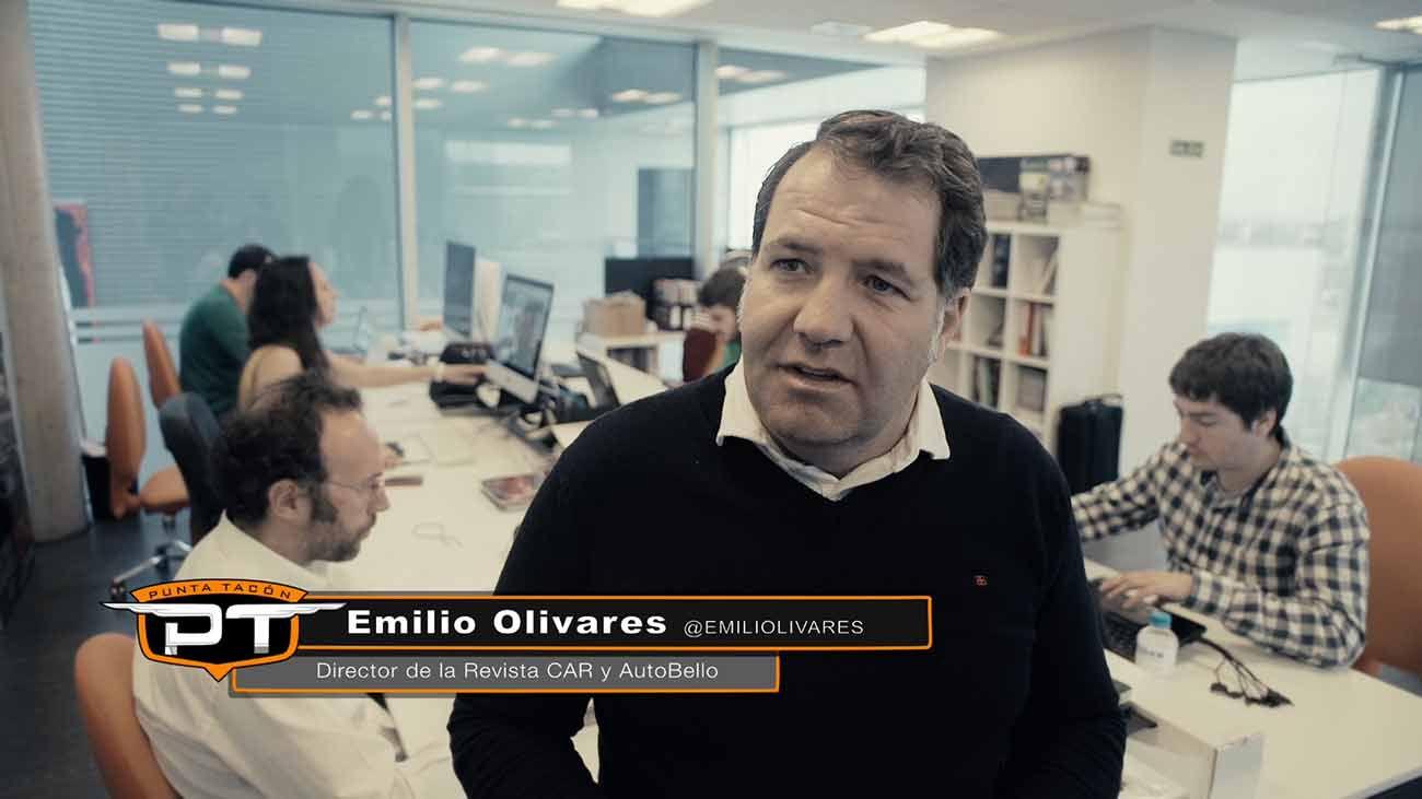 Emilio Olivares - PUNTA TACON TV