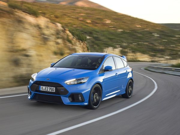Ford Focus RS - PUNTA TACÓN TV