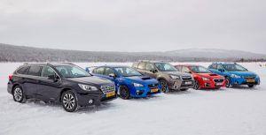 Gama Subaru AWD - PUNTA TACÓN TV