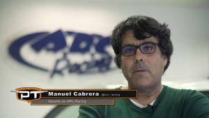 Manuel Cabrera (ARC Racing) - PUNTA TACON TV