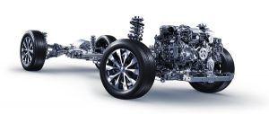 Motor Bóxer y Symmetrical All Wheel Drive - PUNTA TACÓN TV