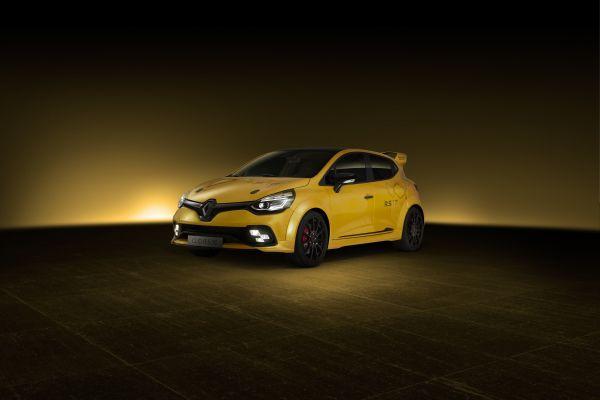 Renault Clio R.S.16 - PUNTA TACÓN TV
