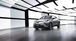 Toyota C-HR - PUNTA TACÓN TV
