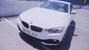 BMW 418d - PUNTA TACON