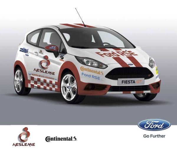 Ford Fiesta ST AESLEME - PUNTA TACÓN TV