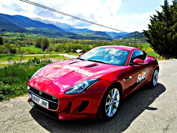Jaguar F-Type - PUNTA TACÓN TV