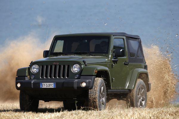 Jeep Wrangler 75th Anniversary - PUNTA TACÓN TV