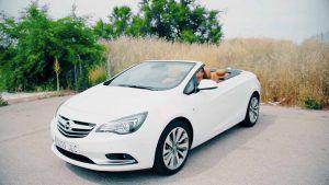 Opel CABRIO 1.6 T - PUNTA TACON