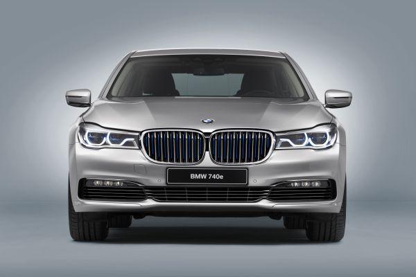 BMW 740e - PUNTA TACÓN TV