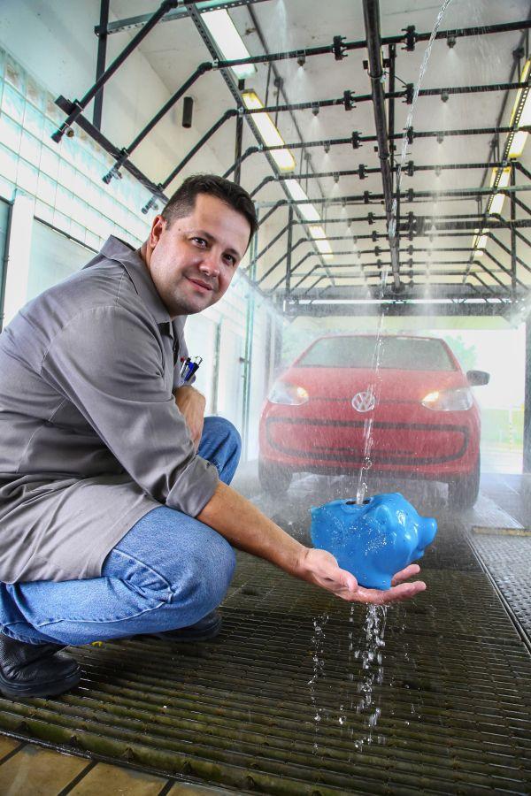 Douglas Roberto Fiore, responsable de reducción de consumo de agua - PUNTA TACÓN TV