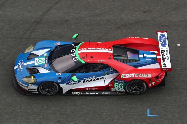 Ford GT 24 horas Le Mans - PUNTA TACÓN TV