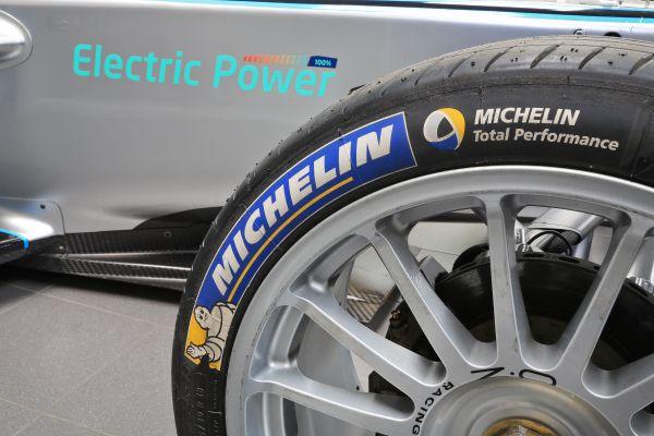 Michelin Fórmula E - PUNTA TACÓN TV