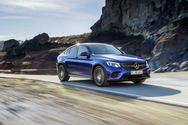 Nuevo Mercedes-Benz GLC Coupé - PUNTA TACÓN TV