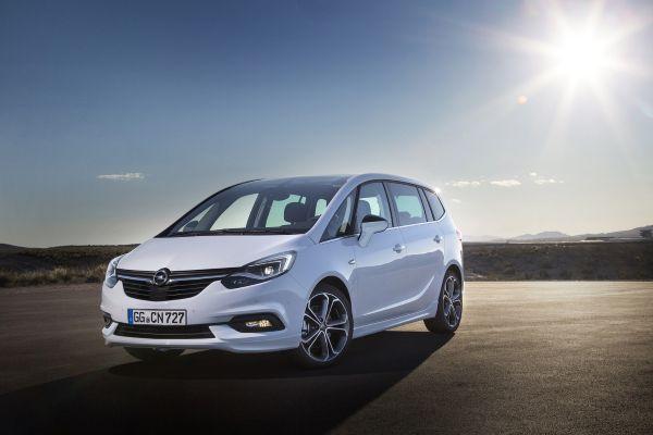 Nuevo Opel Zafira - PUNTA TACÓN TV