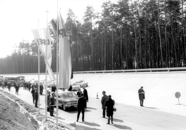 50 años del Centro de Pruebas de Opel en Dudenhofen - PUNTA TACÓN TV