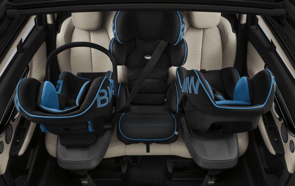 Distintos tipos de Sillitas BMW - PUNTA TACÓN TV