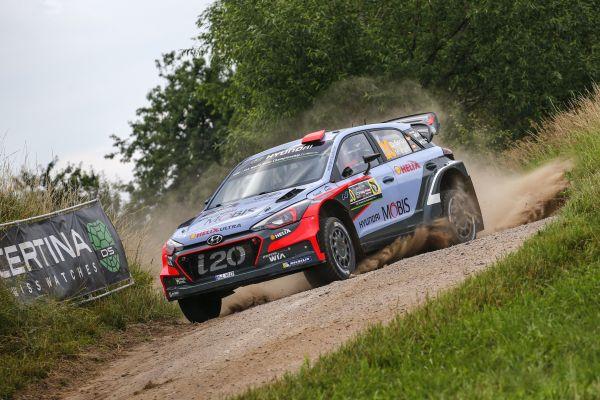 Hyundai i20 WRC - PUNTA TACÓN TV