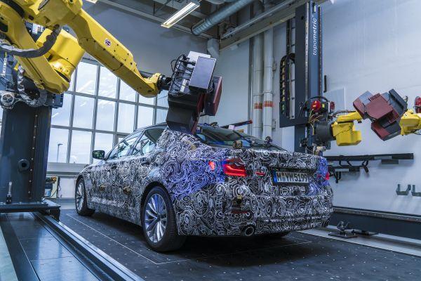 Nuevo BMW Serie 5 virtual - PUNTA TACÓN TV