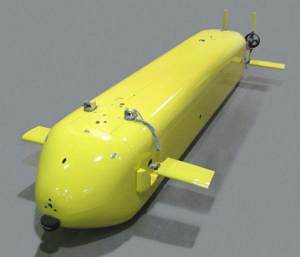 Pila de combustible para drones submarinos - PUNTA TACÓN TV