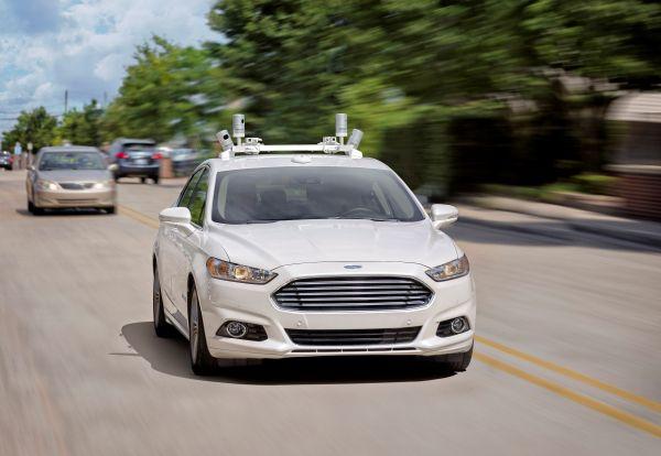Vehículo autónomo de Ford - PUNTA TACÓN TV