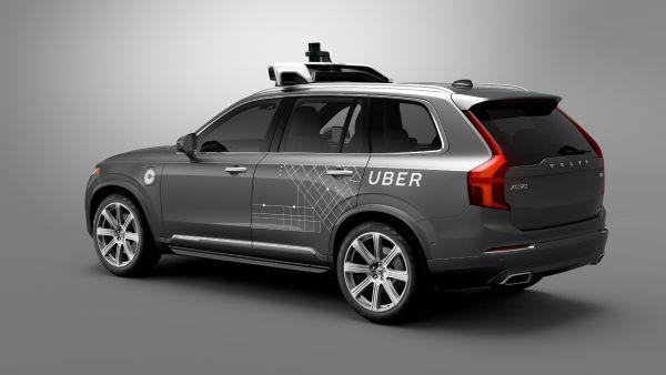 Volvo y Uber unidos en la conducción autónoma - PUNTA TACÓN TV