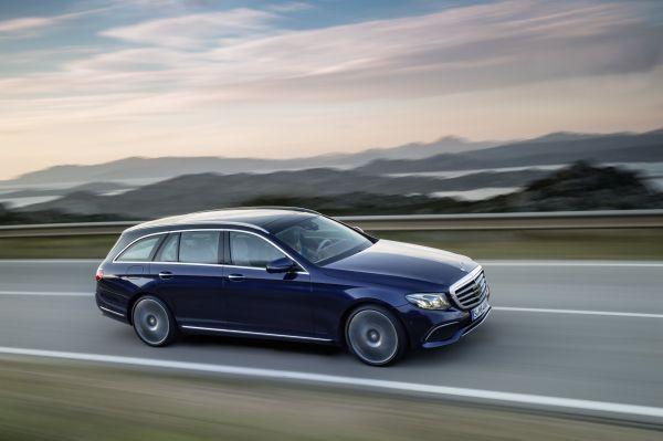 Mercedes-Benz Clase E Estate - PUNTA TACÓN TV