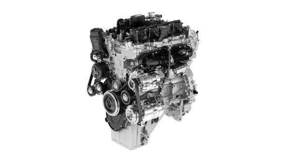 Motor Ingenium gasolina - PUNTA TACÓN TV