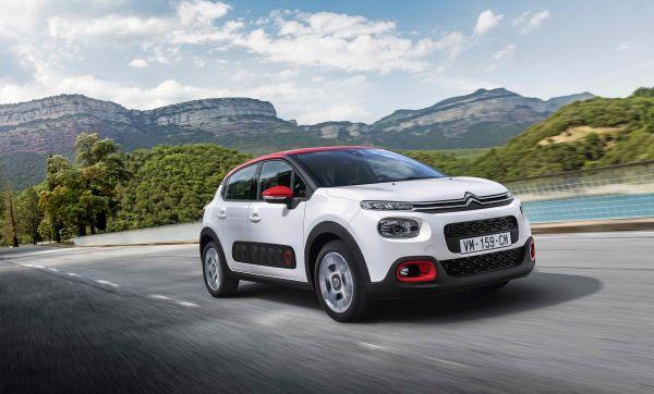 Nuevo Citroën C3 frente - PUNTA TACÓN TV