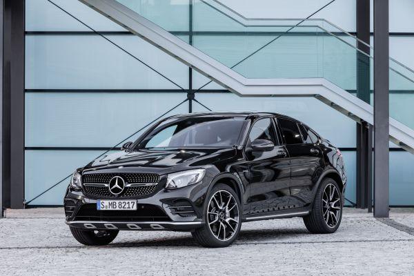 Nuevo Mercedes-AMG GLC 43 Coupé - PUNTA TACÓN TV