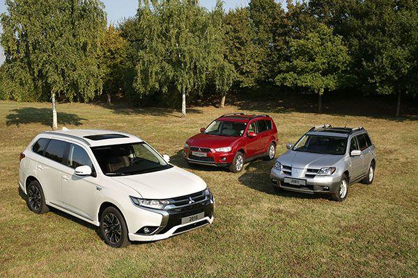 15 Aniversario Mitsubishi Outlander - PUNTA TACÓN TV