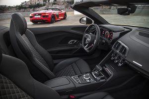 Audi R8 Spyder interior - PUNTA TACÓN TV