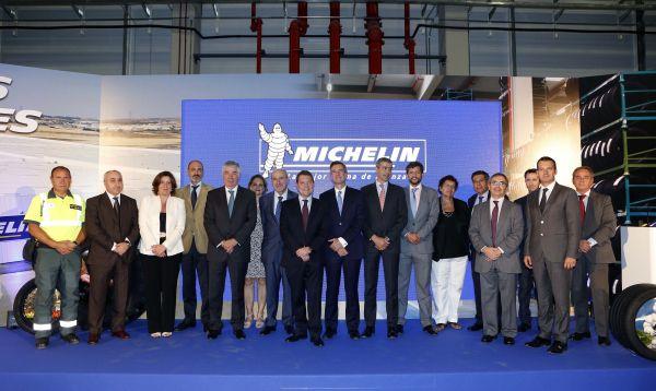 Autoridades presentes en la inauguración - PUNTA TACÓN TV