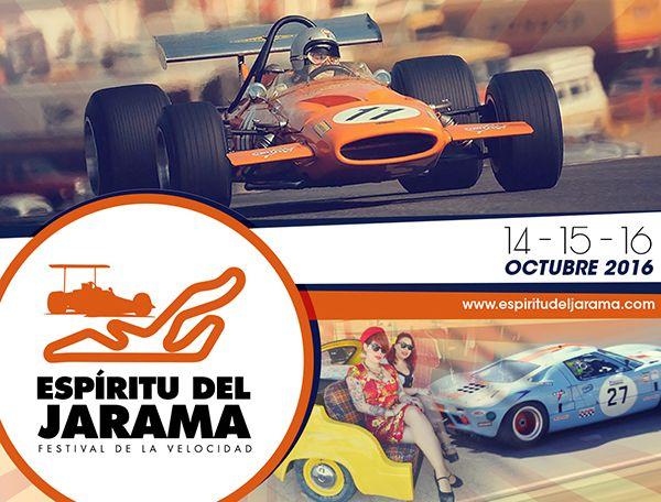 Cartel Espíritu del Jarama - PUNTA TACÓN TV