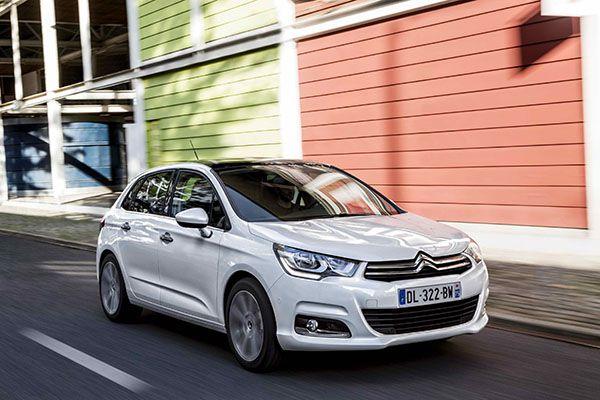 Citroën C4 - PUNTA TACÓN TV