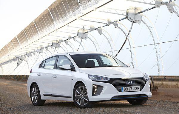 Hyundai IONIQ - PUNTA TACÓN TV