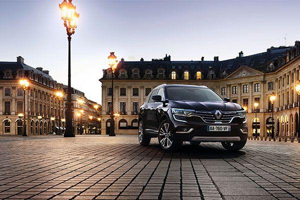 Renault KOLEOS Initial París - PUNTA TACÓN TV