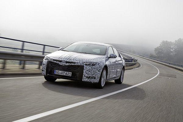 Ligereza atlética del nuevo Opel Insignia Grand Sport - PUNTA TACÓN TV