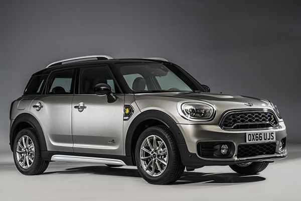 MINI Cooper S E Countryman ALL4 - PUNTA TACÓN TV