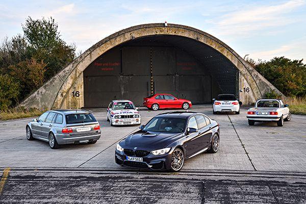 Prototipos BMW M3 - PUNTA TACÓN TV