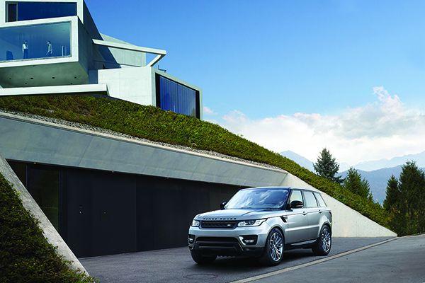 Range Rover Sport 17MY frente - PUNTA TACÓN TV