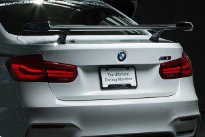 Alerón BMW M Performance - PUNTA TACÓN TV