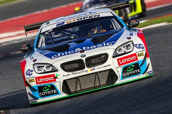 BMW M6 GT3 - PUNTA TACÓN TV