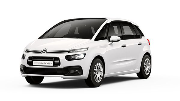 Citroën C4 Picasso First - PUNTA TACÓN TV