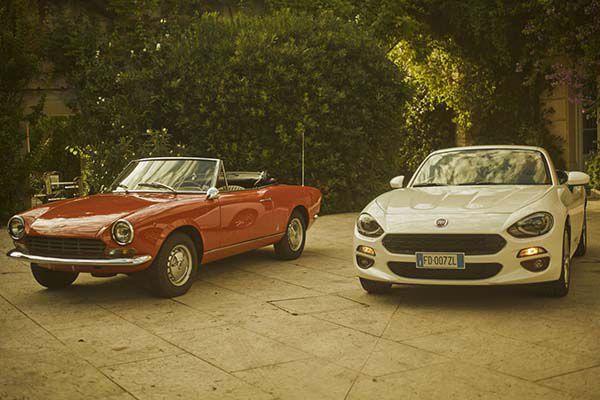 El Fiat 124 cumple 50 años - PUNTA TACÓN TV